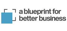 A Blueprint for Better Business Logo