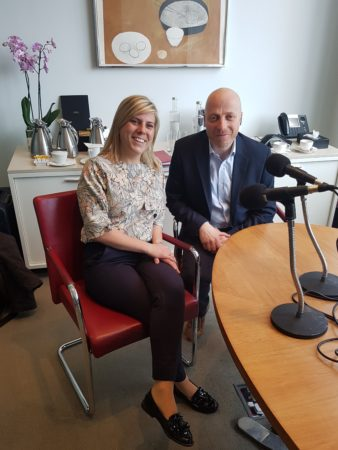 Chatting with Nuffield Health's Alaana Linney