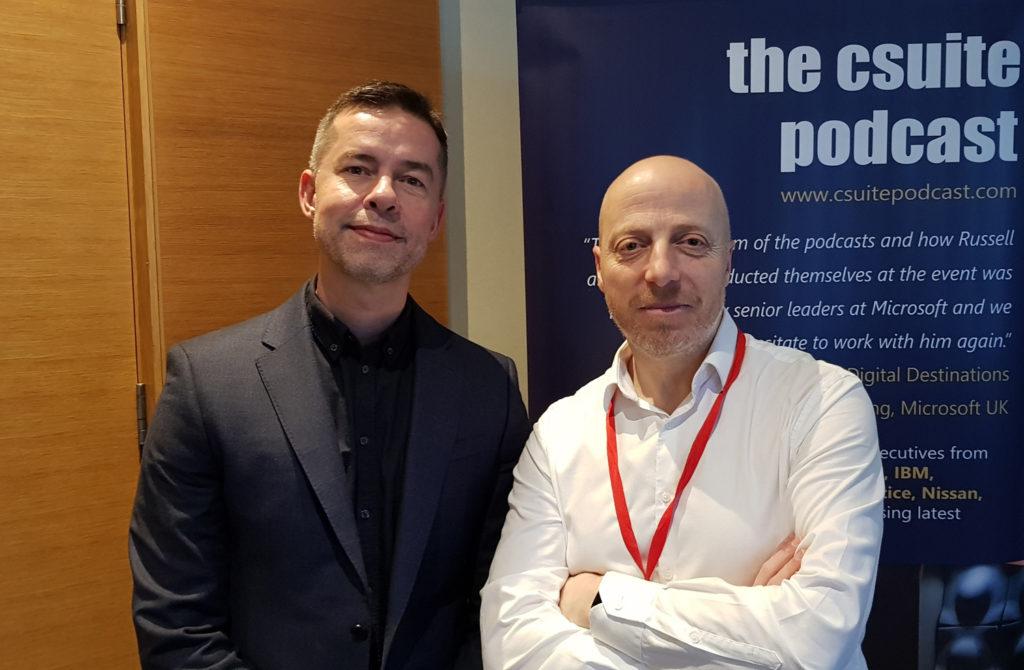Roeland van der Heiden, Director, Digital Communications, AstraZeneca